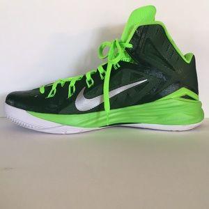 reputable site f963b 67c8c Nike Shoes - Nike Hyperdunk 2014 Gorge Green Basketball Shoe